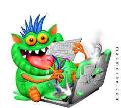 windows register met malware vervuild