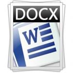docx bestand