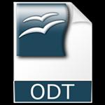 ODT bestanden openen