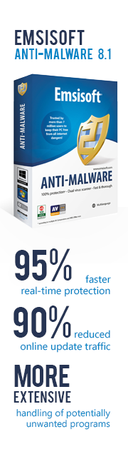 emisoft anti malware recensie