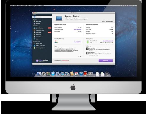mac reviver